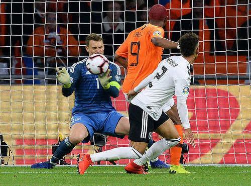 Нидерланды - Германия - 2:3. Видео голов и обзор матча