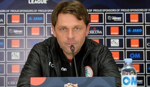 Тренер Люксембурга: «В команде Шевченко все спланировано и отработано»