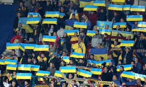 Сборную Украины в Люксембурге поддержит тысяча фанатов