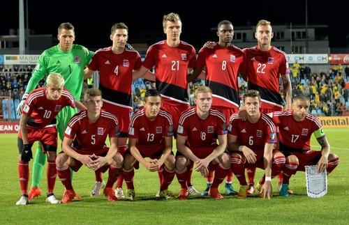 Сборная Люксембурга назвала состав на игру против Украины