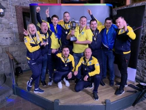 Сборная Украины завоевала Кубок наций по спортивному покеру