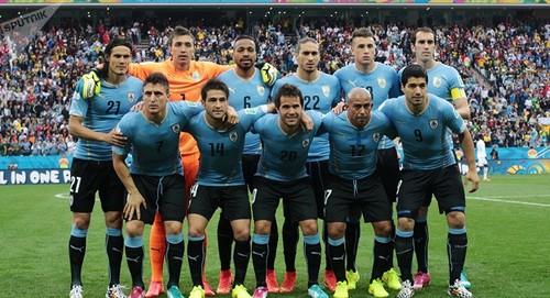 Сборная Уругвая выиграла товарищеский Кубок Китая