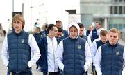 Сборная Украины перед матчем с Люксембургом: прогулка и тренировка