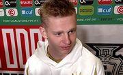 Александр ЗИНЧЕНКО: Верю в футбольного бога. Украина заслужила победу