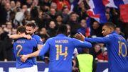 Франция - Исландия - 4:0. Видео голов и обзор матча