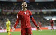 РОНАЛДУ об игре с Сербией: «Сегодня мы играли лучше, чем с Украиной»