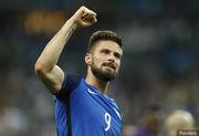 Оливье ЖИРУ: «Хочу догнать Платини по голам за сборную Франции»