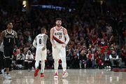 Юсуф Нуркіч зламав ногу в матчі НБА