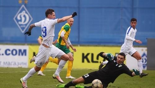 Динамо - Полесье - 1:1. Видео голов и обзор матча