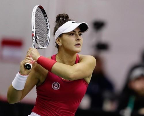 Андрееску снялась с турнира в Майами