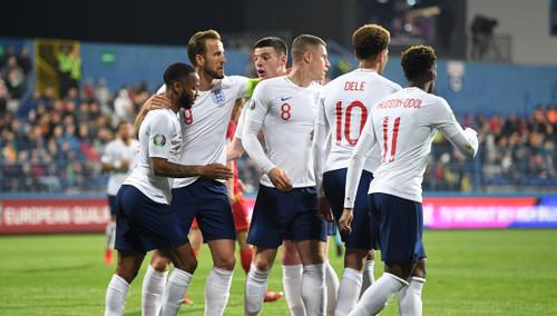 Черногория - Англия - 1:5. Видео голов и обзор матча