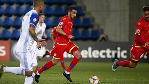 Андорра - Албания - 0:3. Видео голов и обзор матча