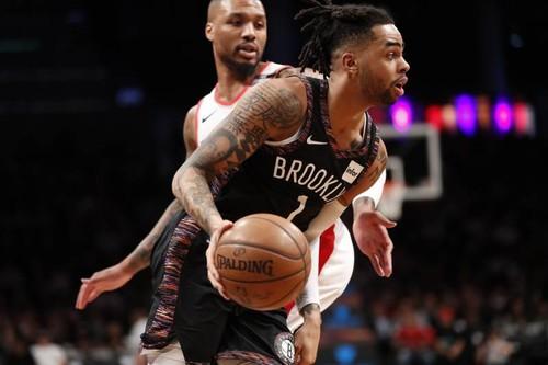 НБА. Портленд - Бруклин. Смотреть онлайн. LIVE трансляция