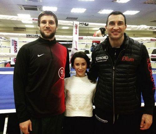 Украинец Кацук успешно дебютировал на профессиональном ринге