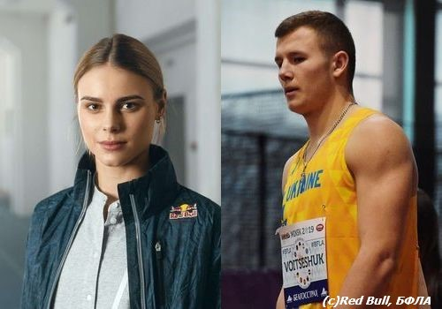Юлія Левченко і Роман Войцешук – найкращі легкоатлети лютого в Україні