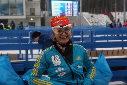 Юлия ЖУРАВОК: «Хочу отдохнуть и забыть, что такое биатлон»