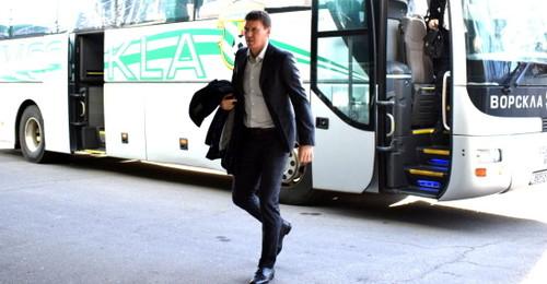 Sport.ua: Сачко покинет Ворсклу и уже попрощался с игроками