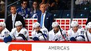НХЛ. Тампа на тлі рекордного сезону продовжила контракт тренера