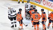 НХЛ. Как игроки Эдмонтона оформили два хет-трика за матч