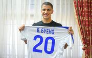 Сантос хочет вернуть Буэно из Динамо