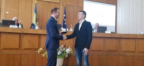 Пидручный получил премию за золото на чемпионате мира