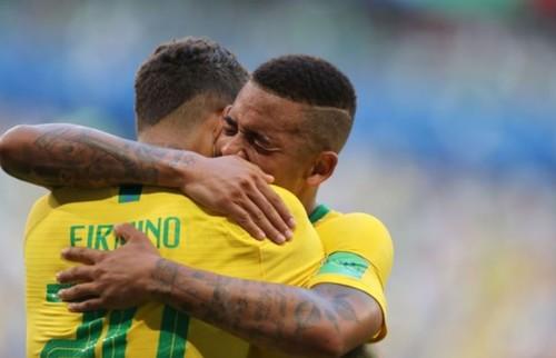 Бразилия уверенно обыграла Чехию в товарищеском матче