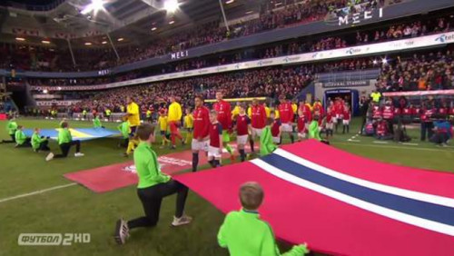 Норвегия – Швеция – 3:3. Видео голов и обзор матча