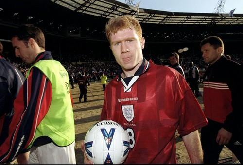 20 лет назад Скоулз сделал единственный хет-трик за Англию