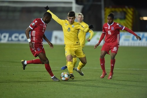 Блог Я так бачу – про стартові матчі збірної України у відборі на Євро