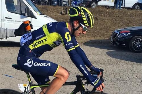 Тур Каталонии. Адам Йейтс выиграл третий этап