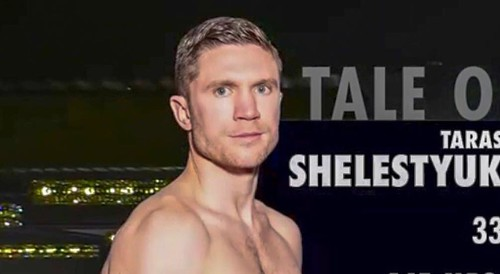 Тарас Шелестюк прийняв рішення перейти в першу напівсередню вагу