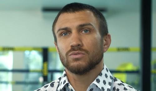 Василь Ломаченко: «На поєдинку з Ентоні Кроллою буде аншлаг»