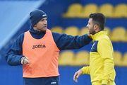 УЕФА открыл дело против сборной Украины, Шахтер потерял Исмаили