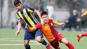 ВІДЕО ДНЯ. Гравець Галатасарая U-14 навмисне не забив пенальті