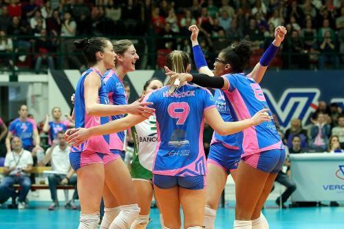 В женском Кубке Вызова лучшей стала итальянская Саугелла