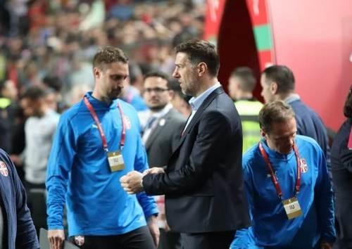 Младен КРСТАИЧ: «Цель всей Сербии - выйти на Евро-2020»