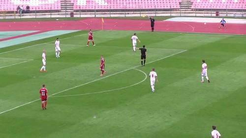 20-й тур Первой лиги. Волынь забила 7 голов в ворота ПФК Сумы