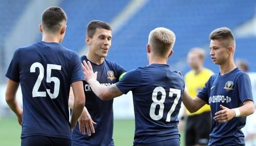 20-й тур Первой лиги. СК Днепр-1 забил 4 гола в ворота Агробизнеса