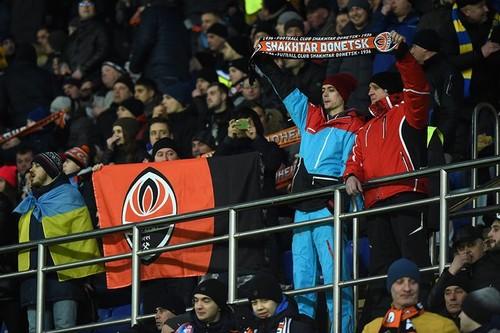 УЕФА наказал Шахтер за проявление расизма во время матча с Айнтрахтом