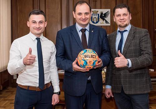 Состоялась пресс-конференция, посвященная Финалу Четырех Кубка Украины