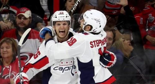 НХЛ. Вашингтон вышел в плей-офф, важные победы Коламбуса и Далласа
