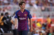 Бетіс хоче купити лівого захисника Барселони Міранду