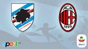 Где смотреть онлайн матч чемпионата Италии Сампдория — Милан