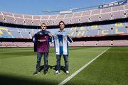 Де дивитися онлайн матч чемпіонату Іспанії Барселона - Еспаньол