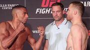 Где смотреть онлайн UFC on ESPN 2: Эдсон Барбоза – Джастин Гейджи