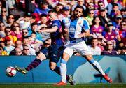 Барселона здолала Еспаньол завдяки дублю Ліонеля Мессі