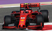 Шарль Леклер разбил соперников в квалификации Гран-при Бахрейна