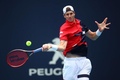 ATP Майами. Изнер будет защищать титул в финале