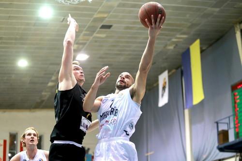 МБК Николаев в овертайме переиграл столичный Киев-Баскет