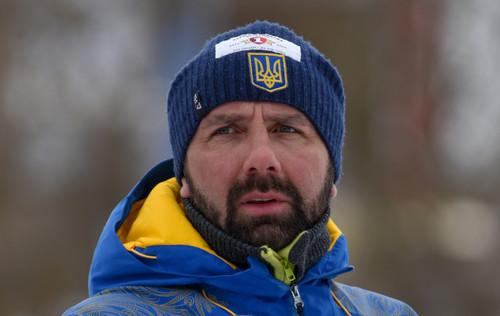 Прокунин покинул пост тренера сборной Украины по биатлону